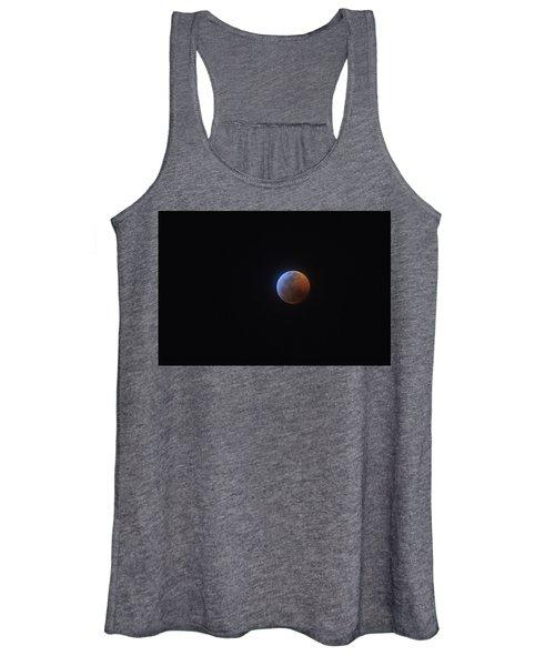 2019 Lunar Eclipse Women's Tank Top