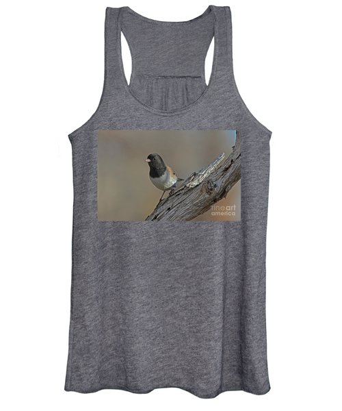 Dark-eyed Junco Women's Tank Top