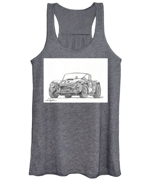 289 Cobra Competition Women's Tank Top