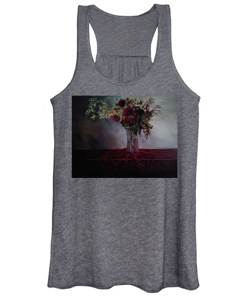 Beauty For Ashes Women's Tank Top