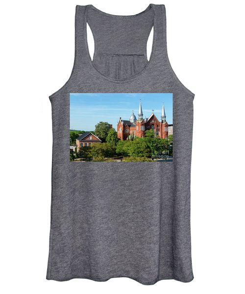 Sacred Heart Cultural Center - Augusta Ga Women's Tank Top