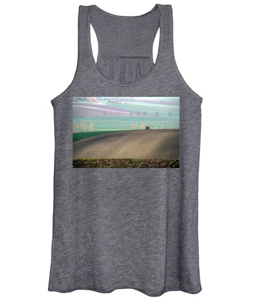 Autumn In South Moravia 5 Women's Tank Top
