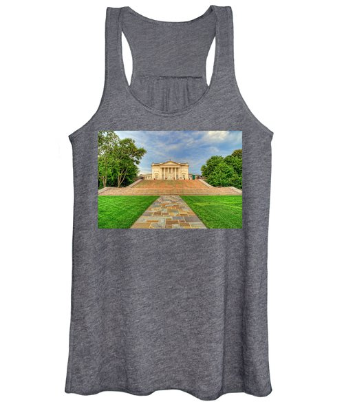 Tomb Of The Unknown Soldier Women's Tank Top