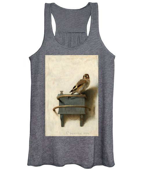 The Goldfinch Women's Tank Top