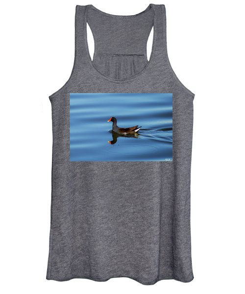 A Day For Reflection Women's Tank Top