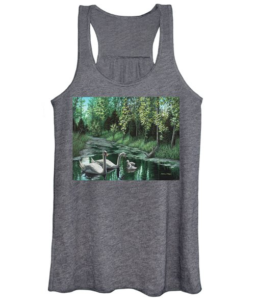 A Day Out Women's Tank Top
