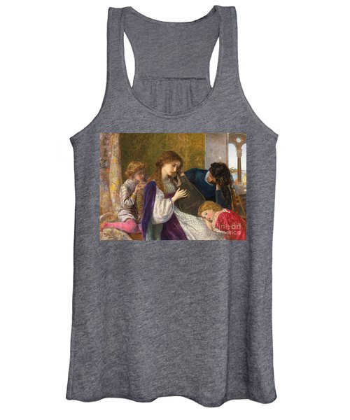 A Music Party, 1864 Women's Tank Top