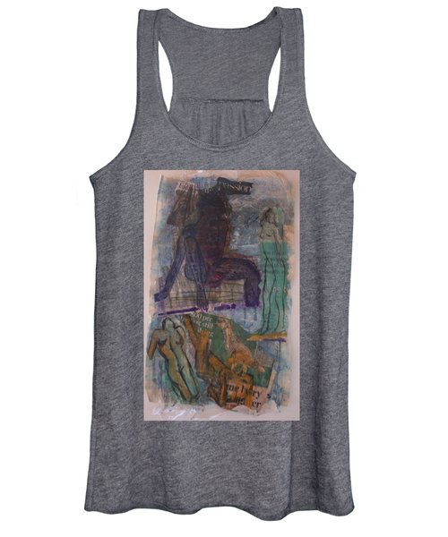 A Pawn On Life's Board Women's Tank Top
