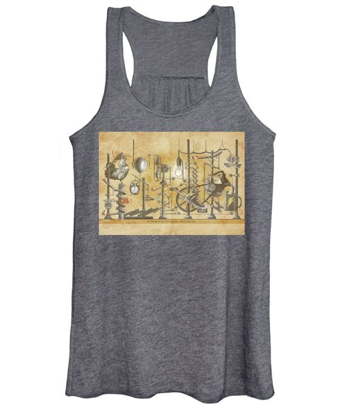 A Simple Coffee Machine Women's Tank Top