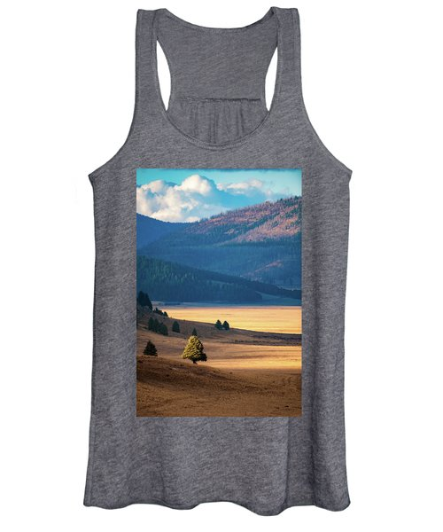 A Slice Of Caldera Women's Tank Top
