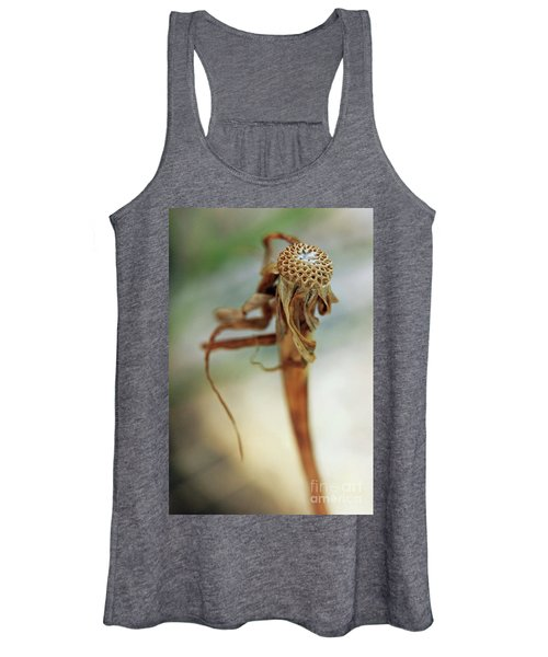 A Song That Goes Unsung Women's Tank Top