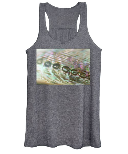 Abalone_shell_9892 Women's Tank Top