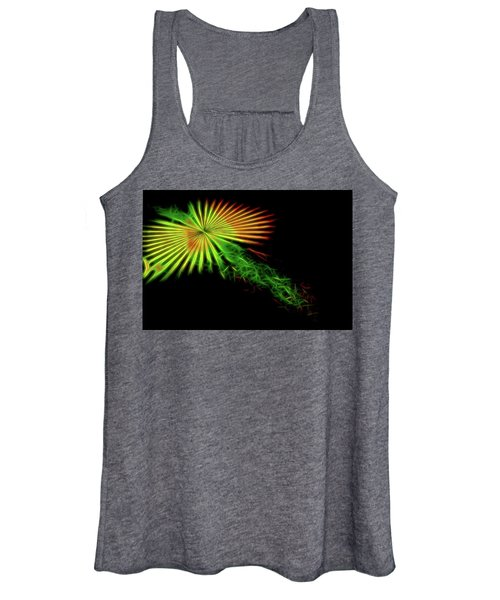 Abstract 47 Women's Tank Top