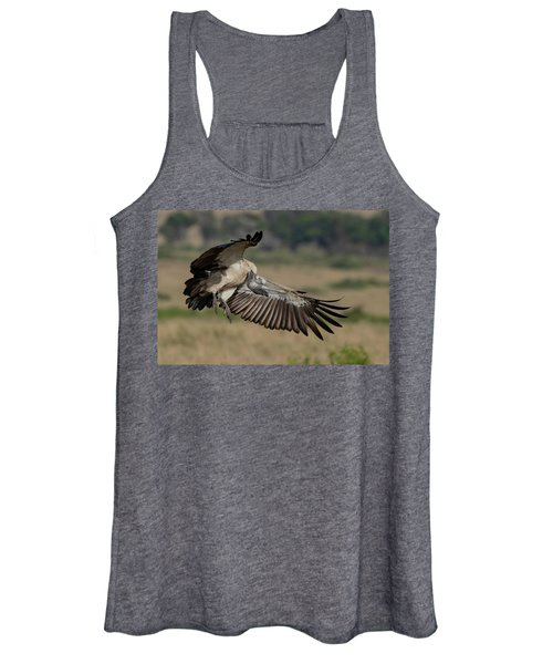 African White-backed Vulture Women's Tank Top