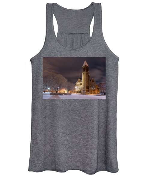 Albany City Hall Women's Tank Top