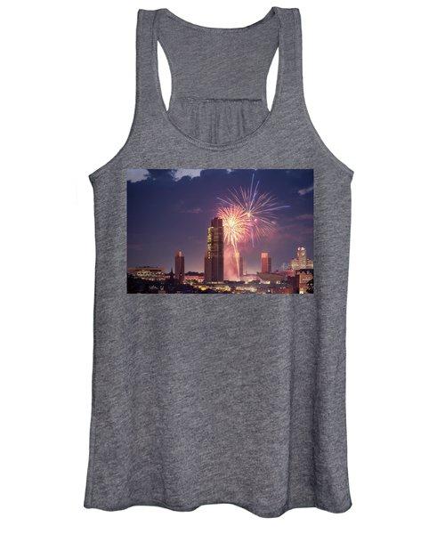 Albany Fireworks 2019 Women's Tank Top