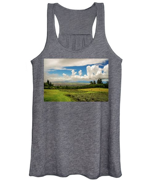 Alii Kula Lavender Farm Women's Tank Top