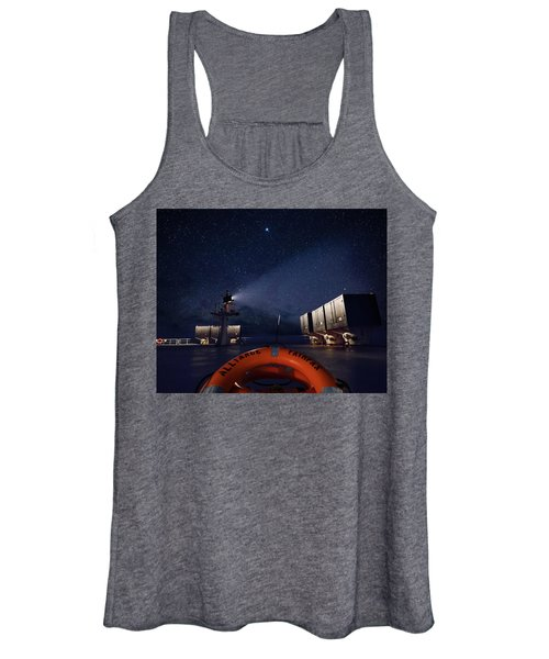 Alliance Fairfax Starry Night Women's Tank Top