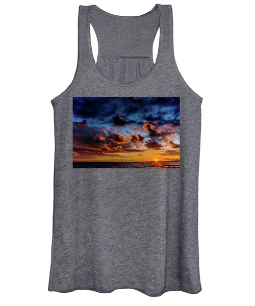 Almost A Painting Women's Tank Top