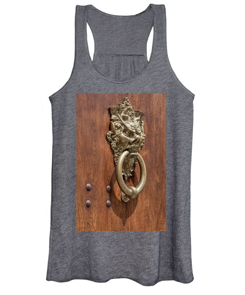 Angry Devil Of Venice Women's Tank Top