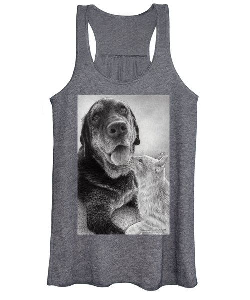Angus And Linus Women's Tank Top