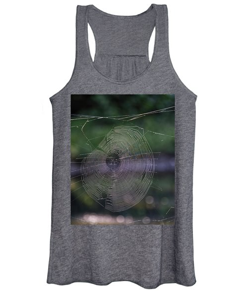 Another Web Women's Tank Top