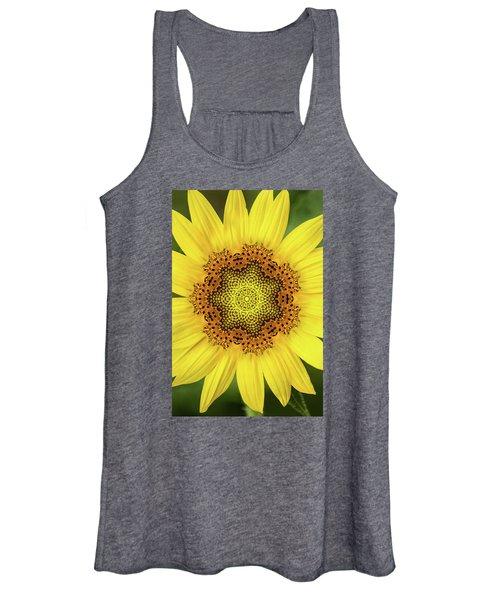 Artistic 2 Perfect Sunflower Women's Tank Top