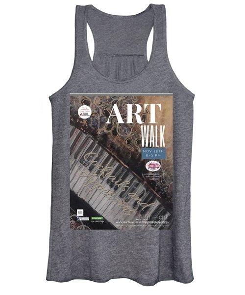 Artwalk Art Show Scottsdale  Women's Tank Top