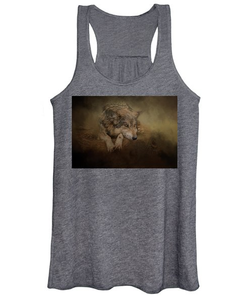 At Rest Women's Tank Top