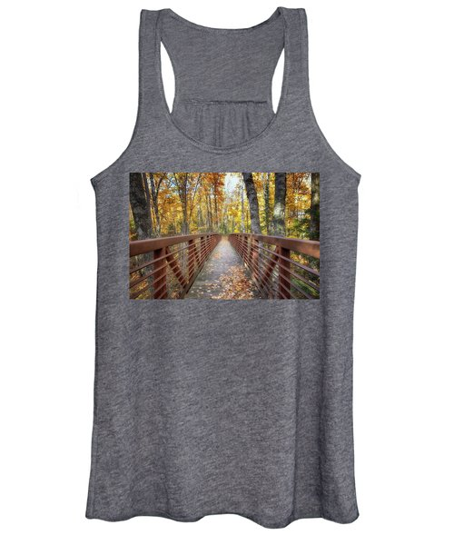 Autumn At Frog Bay  Women's Tank Top