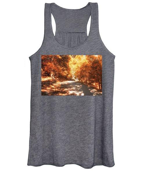 Autumn Forest Women's Tank Top