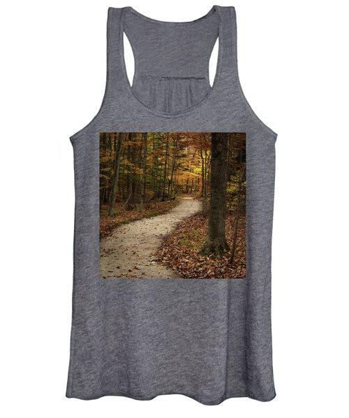 Autumn Trail Women's Tank Top