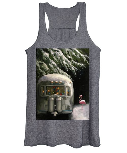 Baby, It's Cold Outside Women's Tank Top