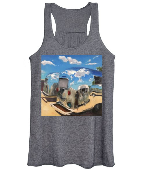 Baby's At The Polisher's Women's Tank Top