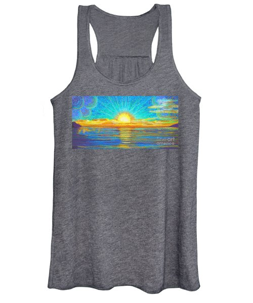 Beach 1 6 2019 Women's Tank Top