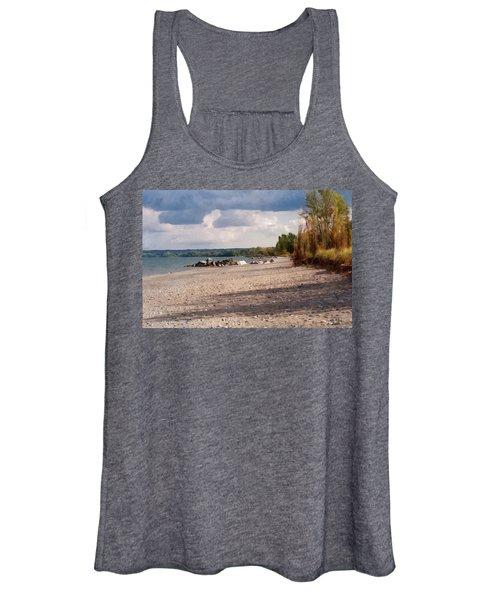 Beach Storm Women's Tank Top