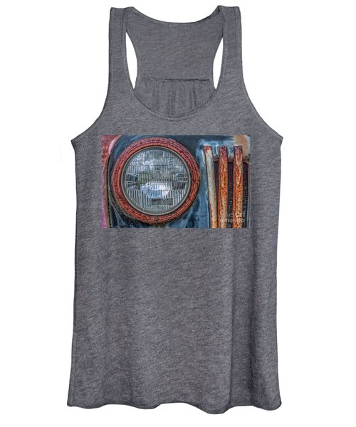 Beauty And The Beast Women's Tank Top