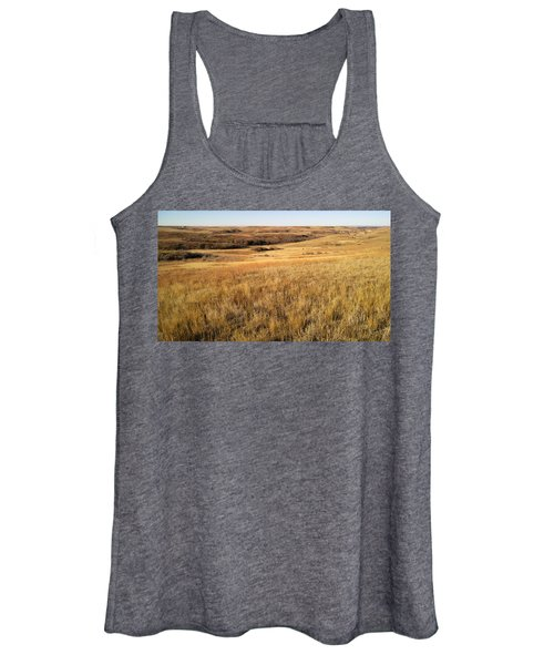 Beauty On The High Plains Women's Tank Top
