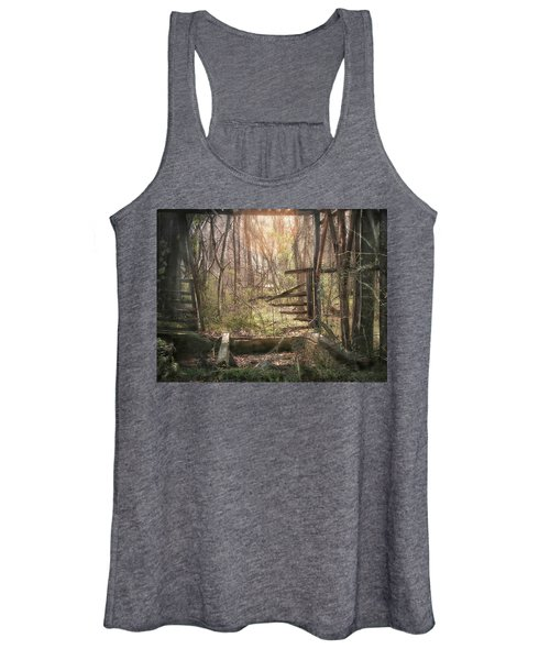 Been There Women's Tank Top