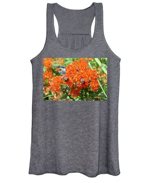Bees Women's Tank Top