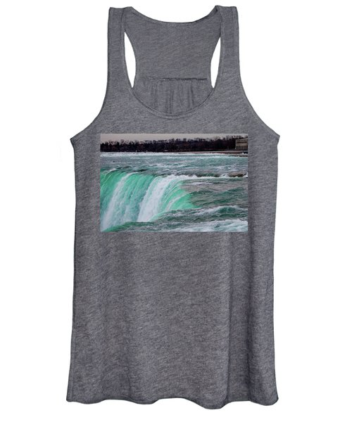 Before The Falls Women's Tank Top
