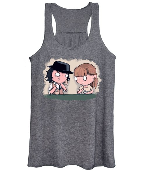 Benny And Joon Women's Tank Top