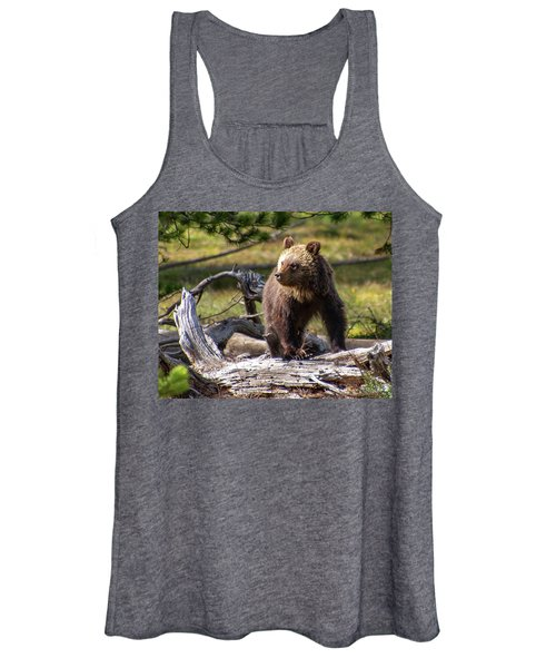 Better View From Here Women's Tank Top