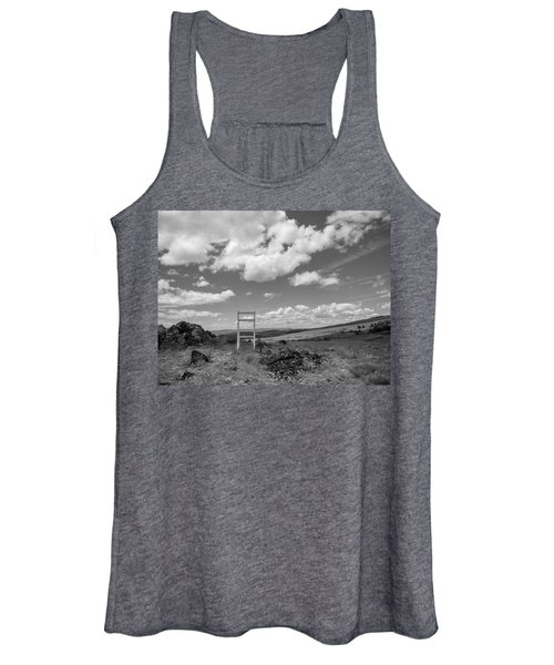 Beyond Here The Chair Project Women's Tank Top