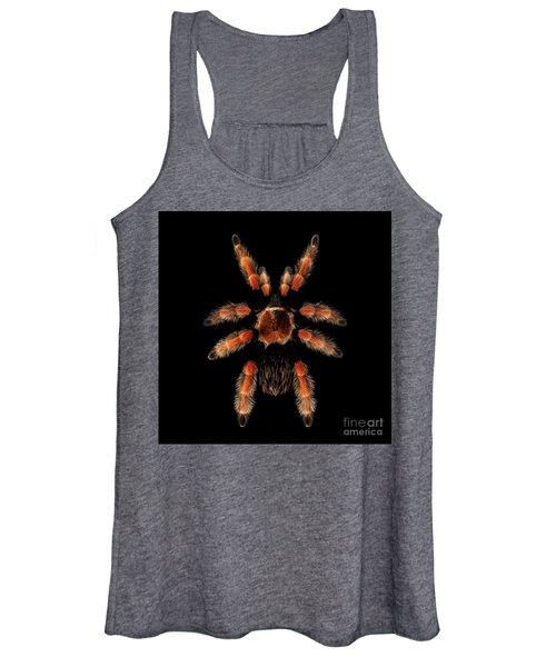 Big Spider Brachypelma Boehmei Women's Tank Top