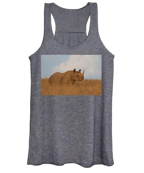 Black Rhino Women's Tank Top