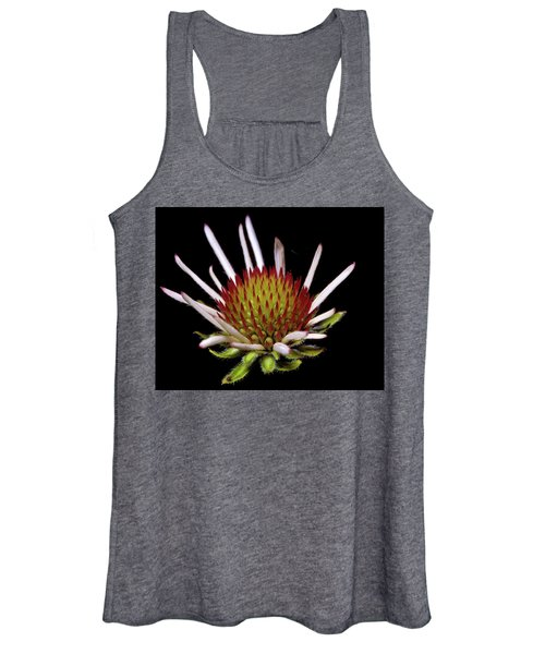 Black Sampson Women's Tank Top