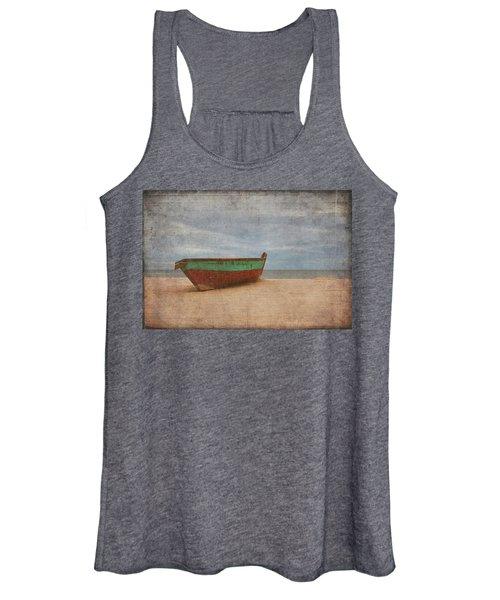 Boat Women's Tank Top