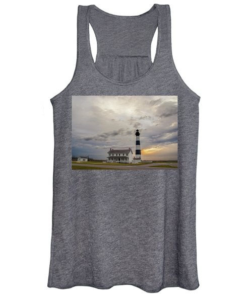 Bodie Island Lighthouse No. 2 Women's Tank Top