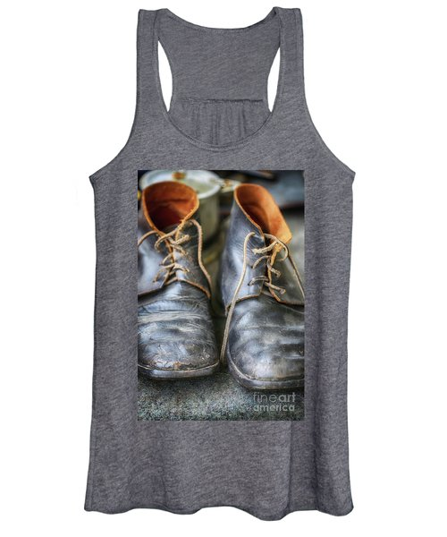 Boots Of Company H Women's Tank Top